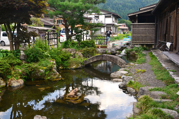 villaggio di shirakawa-go