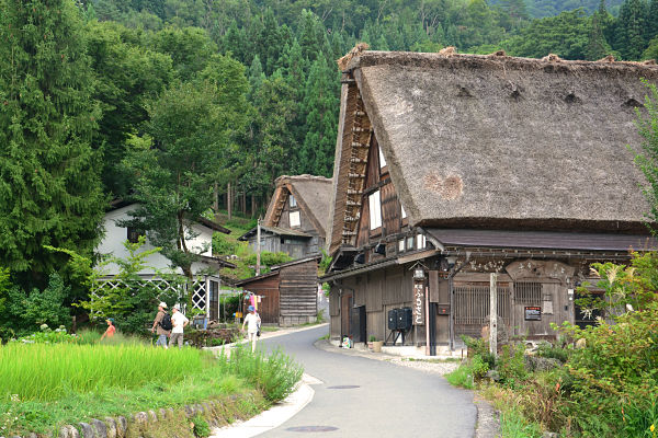 villaggio di shirakawa