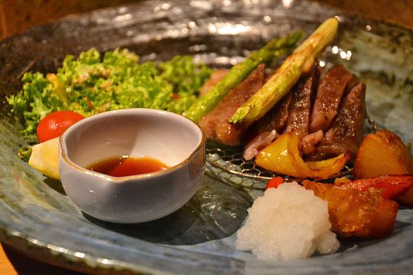 cibo tradizionale giapponese in Tokyo