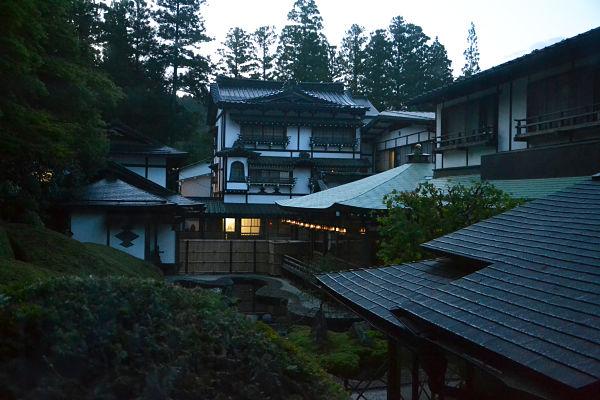 Koyasan Fukuciin, Monte Koya