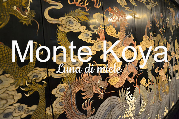 Monte Koya travel post