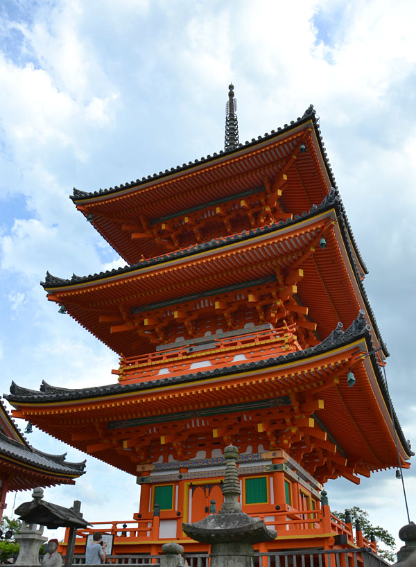 Tempio di Kiyomizu, Kyoto