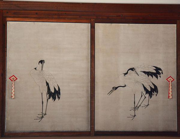 particolare Palazzo imperiale di Kyōto