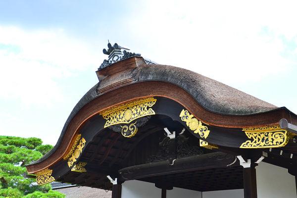 Porta Palazzo imperiale di Kyōto