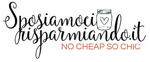 Sposiamoci risparmiando - no cheap so chic