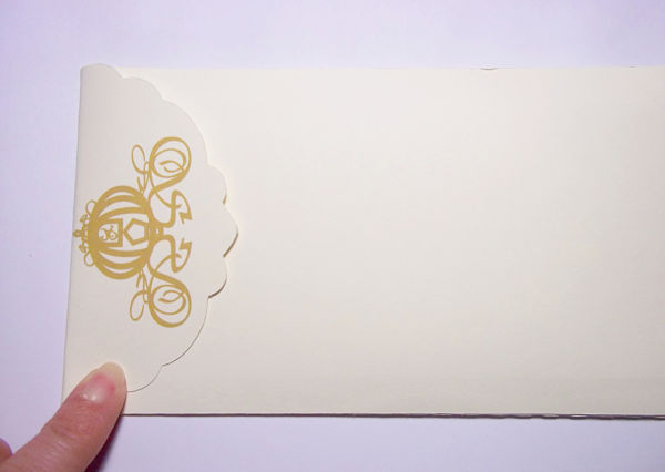 Matrimonio Tema Walt Disney : Partecipazioni di matrimonio con la carrozza cenerentola