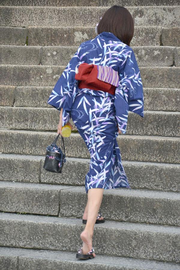 yukata Tempio di Kiyomizu, Kyoto