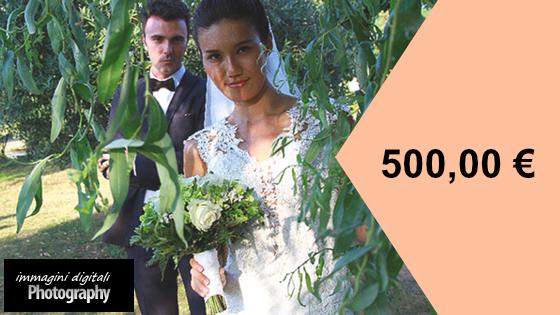 fotografo matrimonio firenze sconto