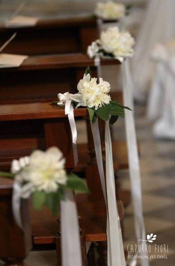 risparmiare addobbi matrimonio chiesa
