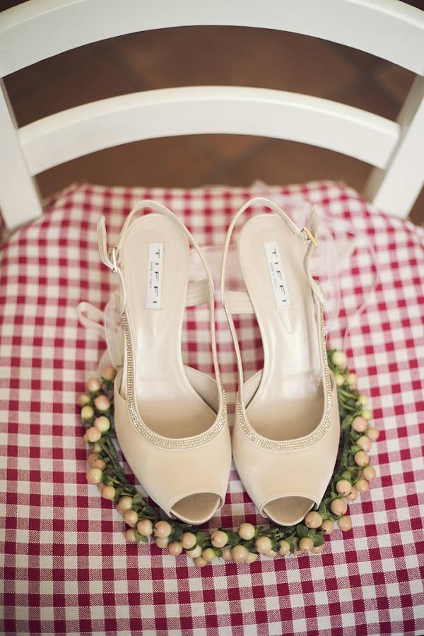 scarpe sposa matrimonio a tema libri e chiavi