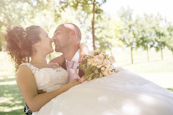 sposi matrimonio tema libri e chiavi