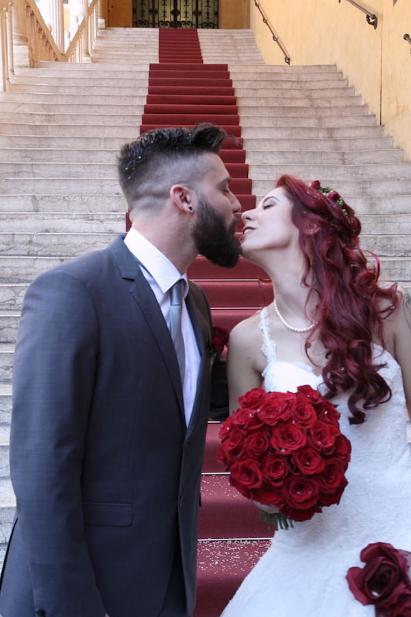 sposi non convenzionali