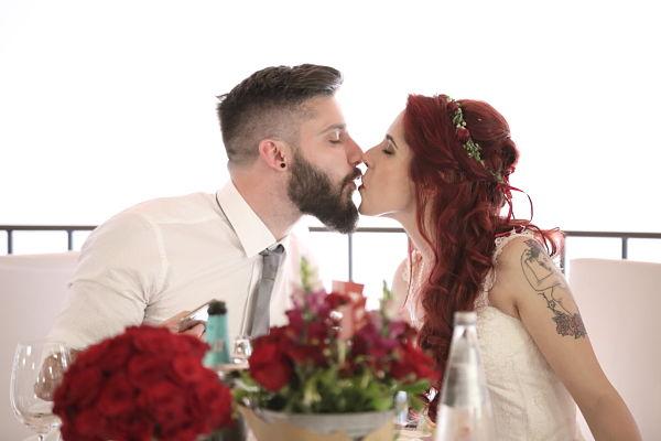 Matrimonio Tema Rose : Matrimonio a tema ciliegie simone e marina sr real wedding