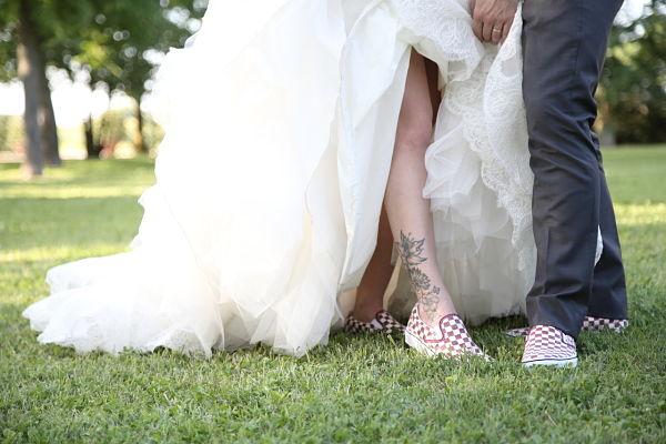 alternativa calzature sposi