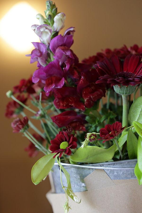 fiori centrotavola matrimonio a tema ciliegie