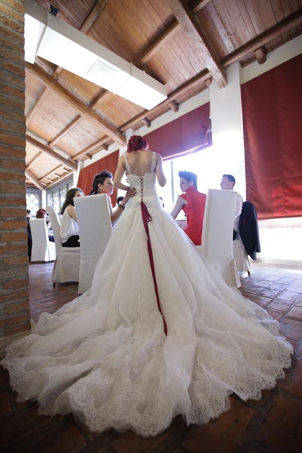 ricevimento matrimonio a tema ciliegie