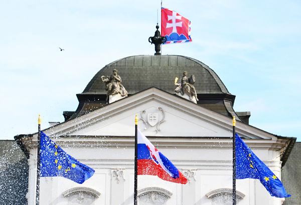 Palazzo Grassalkovich Bratislava