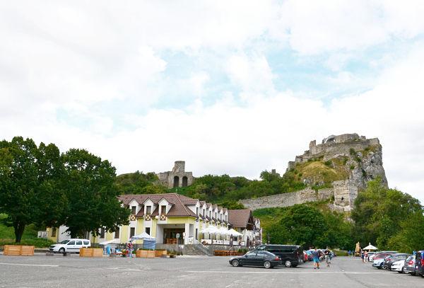 Castello di Devín Bratislava
