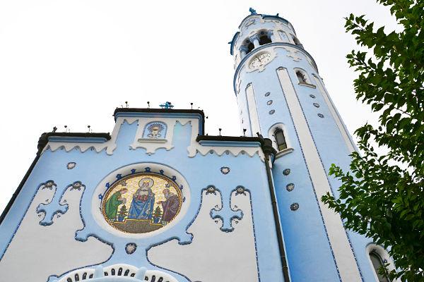 Chiesa Blu di Bratislava