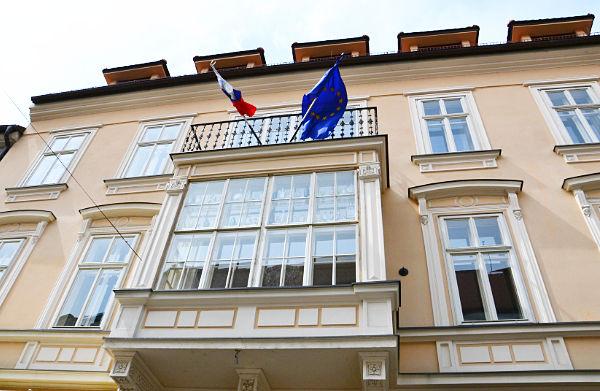 palazzo centro storico Bratislava