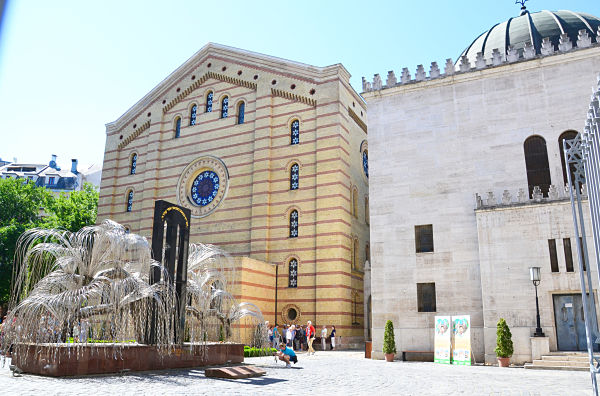 Museo Memoriale dell'Olocausto Budapest