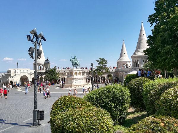 Bastione dei Pescatori Buda