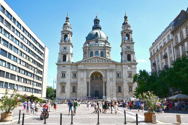 Basilica di S. Stefano a Budapest