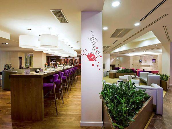 dove mangiare a bratislava: Mercure Hotel Centrum