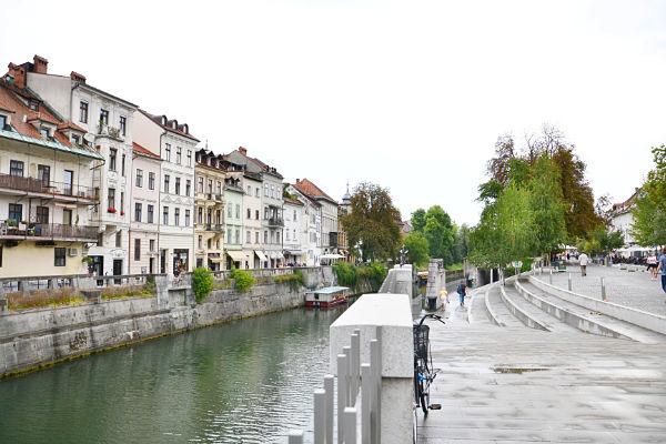 fiume Ljubljanica