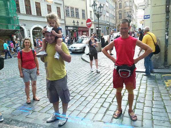 Praga people