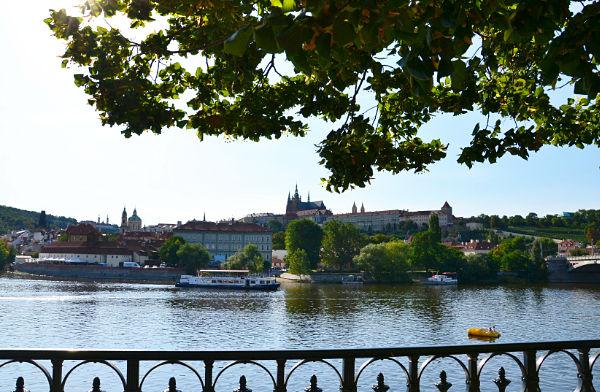 il fiume di Praga