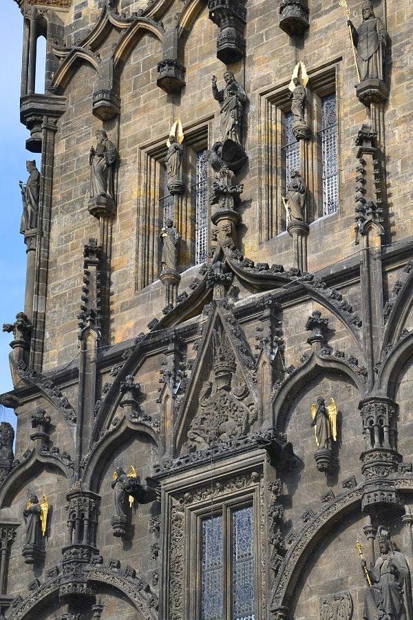 la Torre delle Polveri di Praga