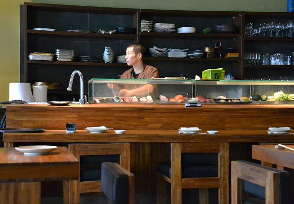 Dove mangiare vero giapponese a Lubiana
