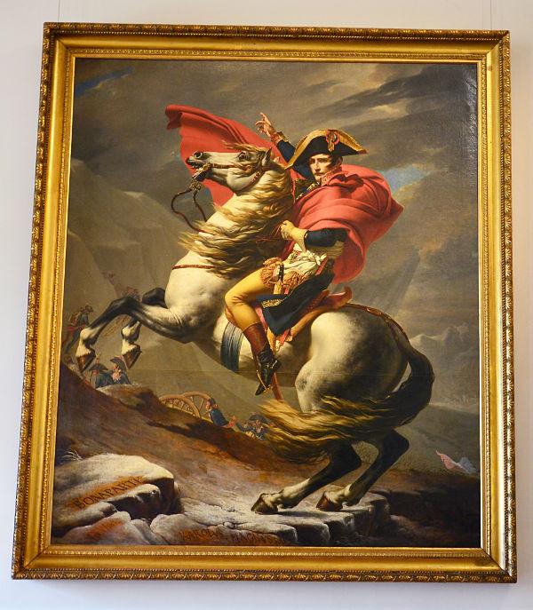 Ritratto di Bonaparte, David