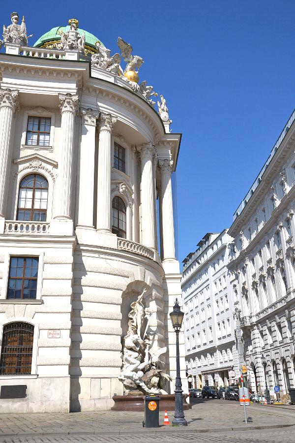 appartamenti imperiali Vienna
