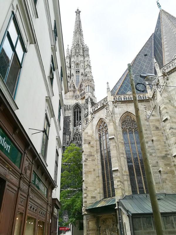 Cattedrale gotica di Santo Stefano di Vienna