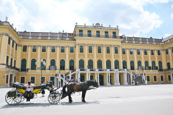 Castello di Schönbrunn Vienna