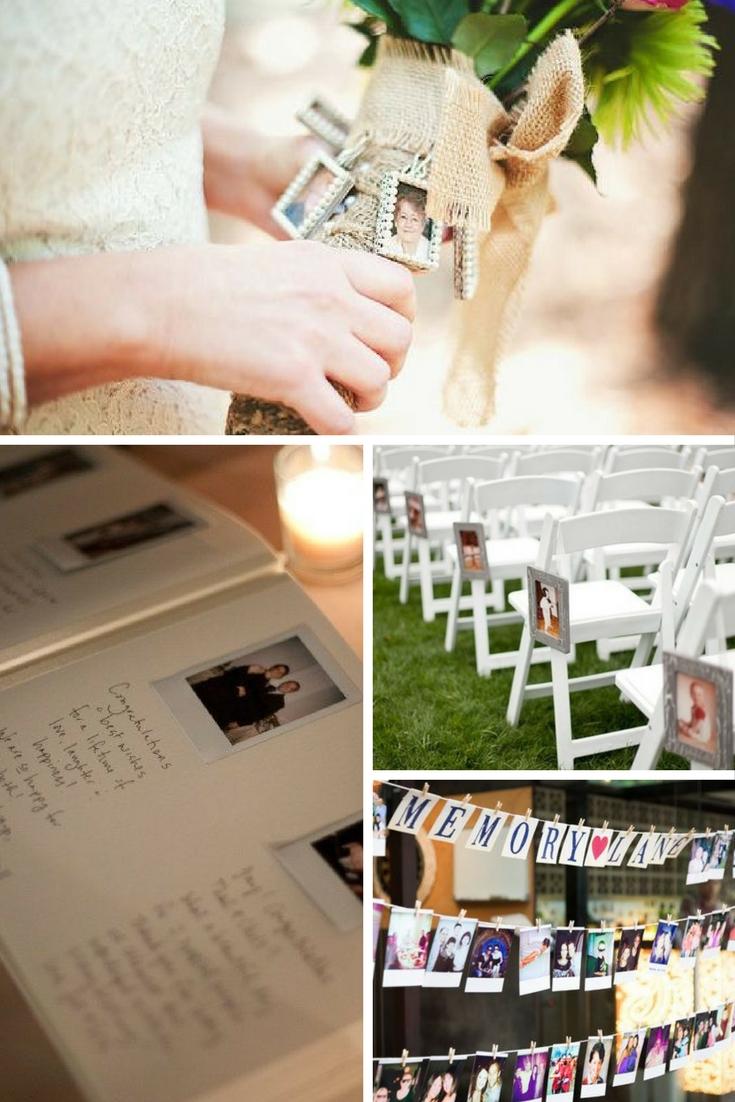 Matrimonio tema ricordi