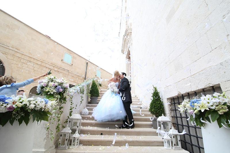 fiori matrimonio in Puglia a tema Cenerentola_opt
