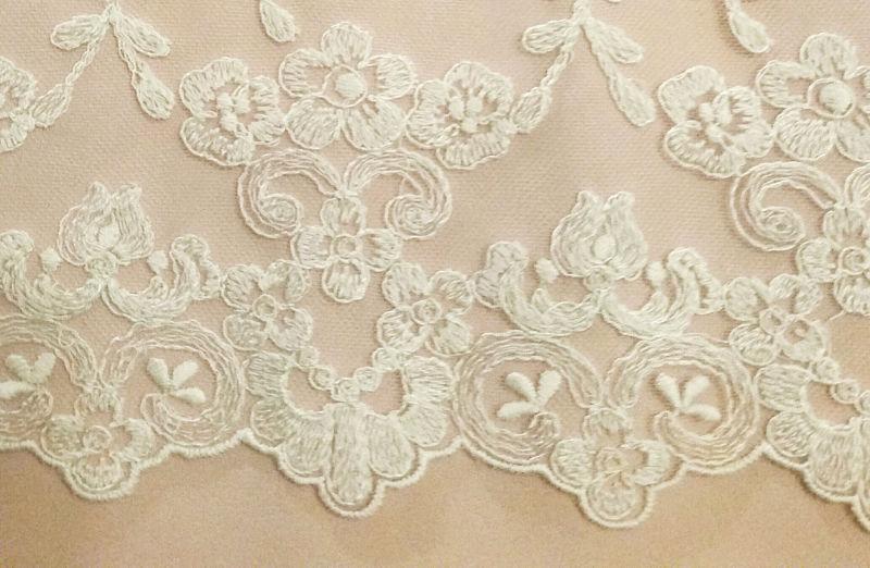 tessuti abito da sposa rosa