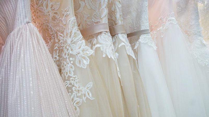 tessuto migliore per abito da sposa