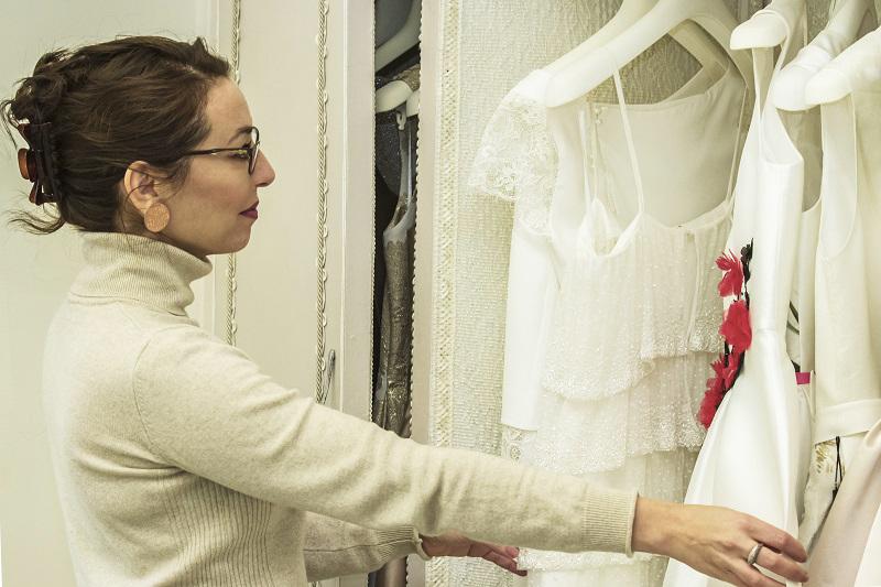 con chi scegliere l'abito da sposa