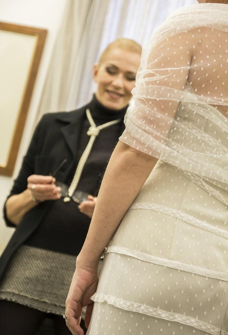 recensione abiti sposa Califa Forlì