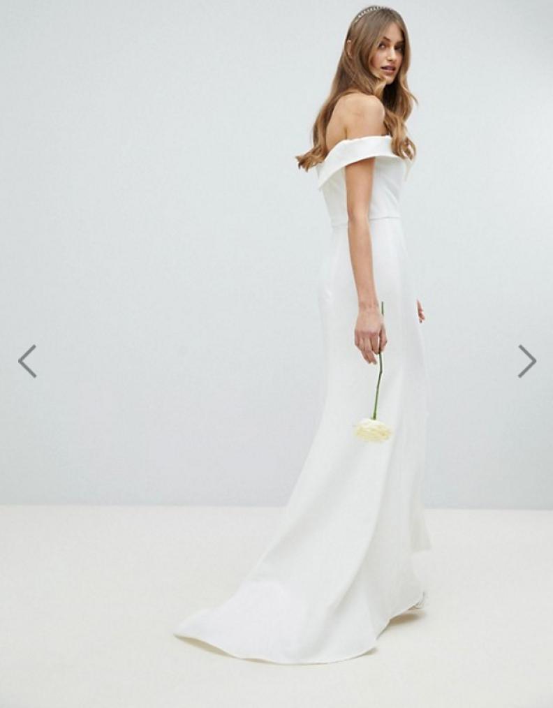 abito da sposa 2018 a meno di 500 euro