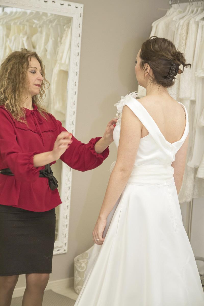 abito da sposa LT a Riolo
