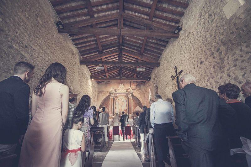 interno chiesa san michele Arcè di Pescantina