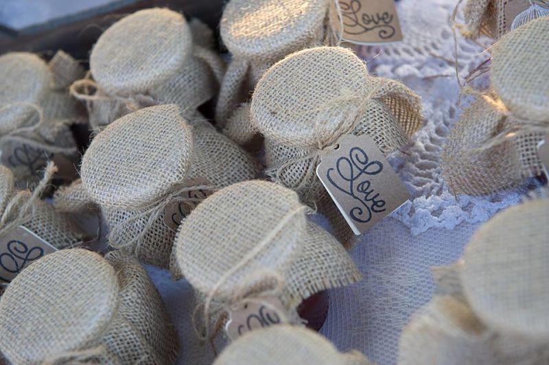 marmellate matrimonio rustico a Bologna