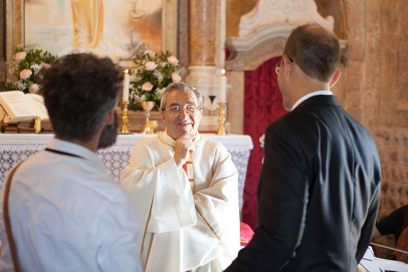 nozze in chiesa
