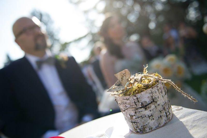 Matrimonio Rustico Umbria : Matrimonio rustico a bologna cinzia corrado real