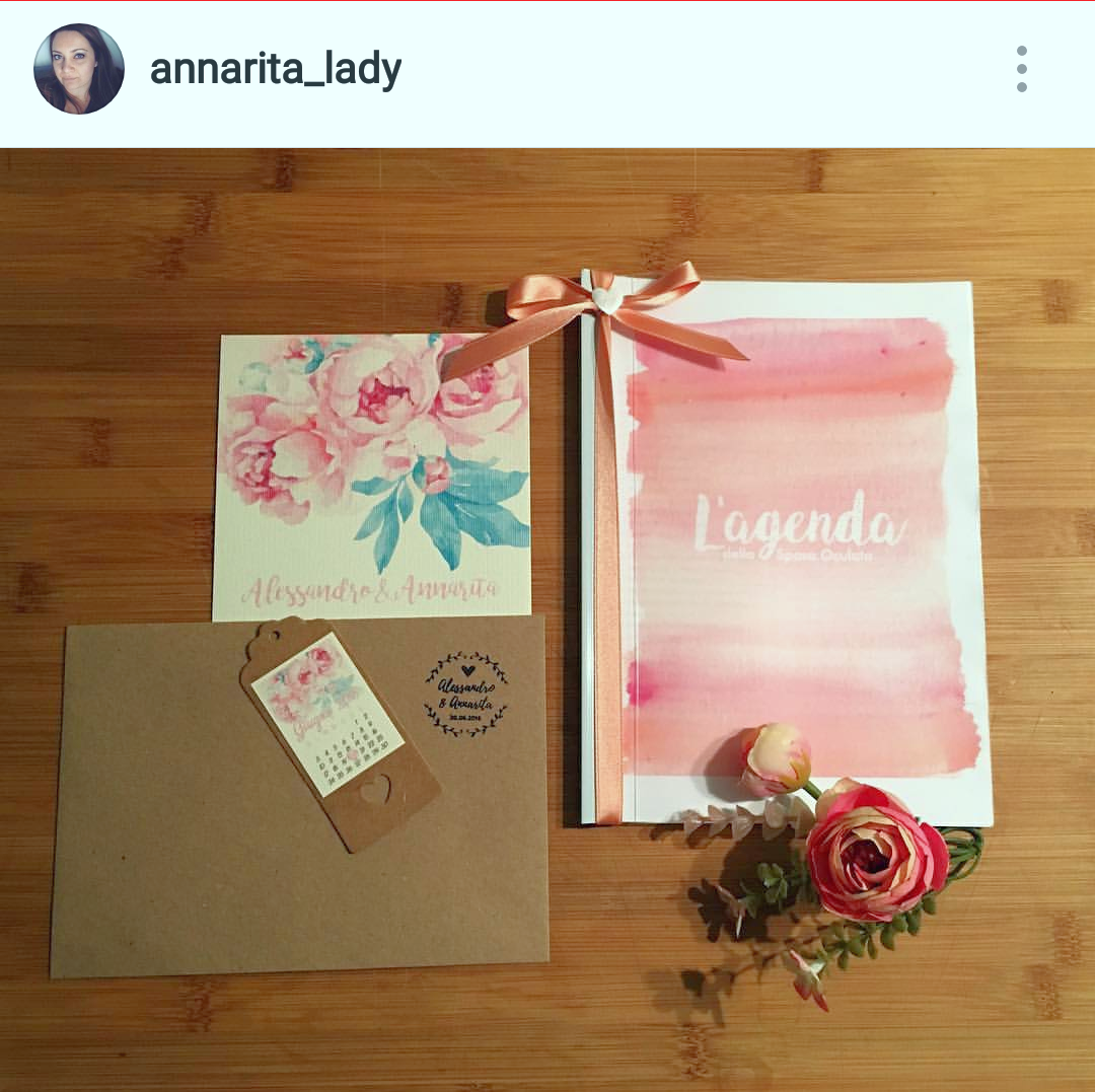 agenda sposa